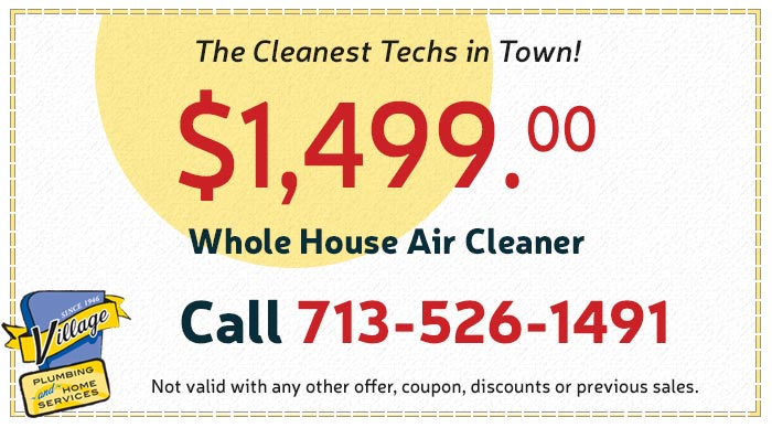 Whole House Air Cleaner